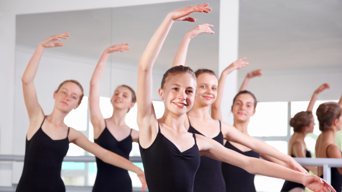 Get The Ballet Job Done And Make It Fun with Eileen Juric