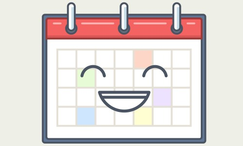 how to create your annual studio planning calendar